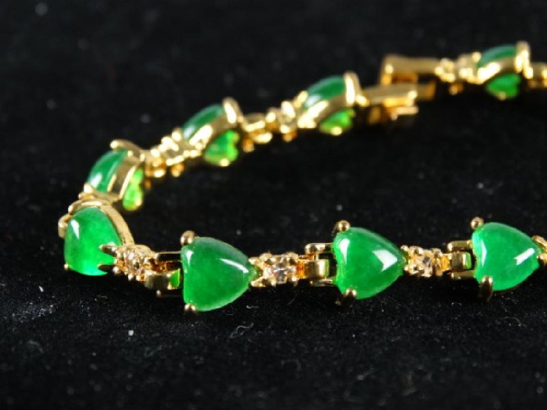 Jade Bracelet - 2