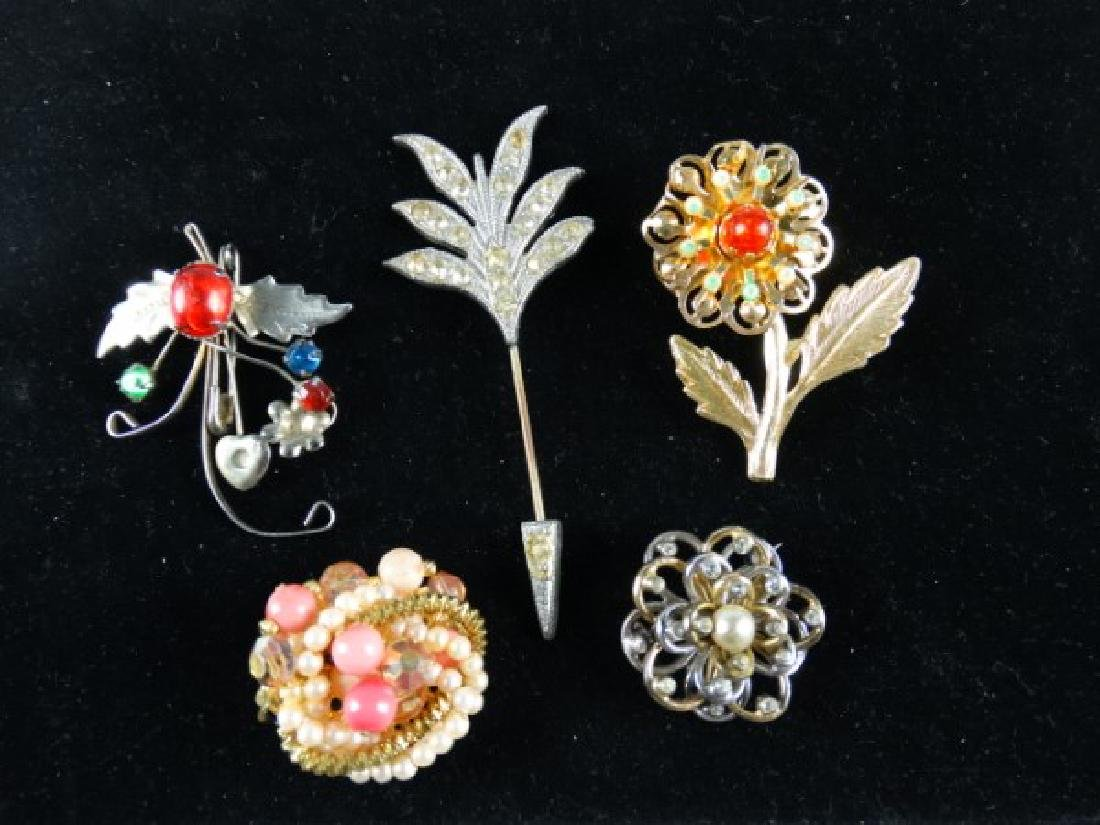 Assorted Lots of Jewelry Pins - 2