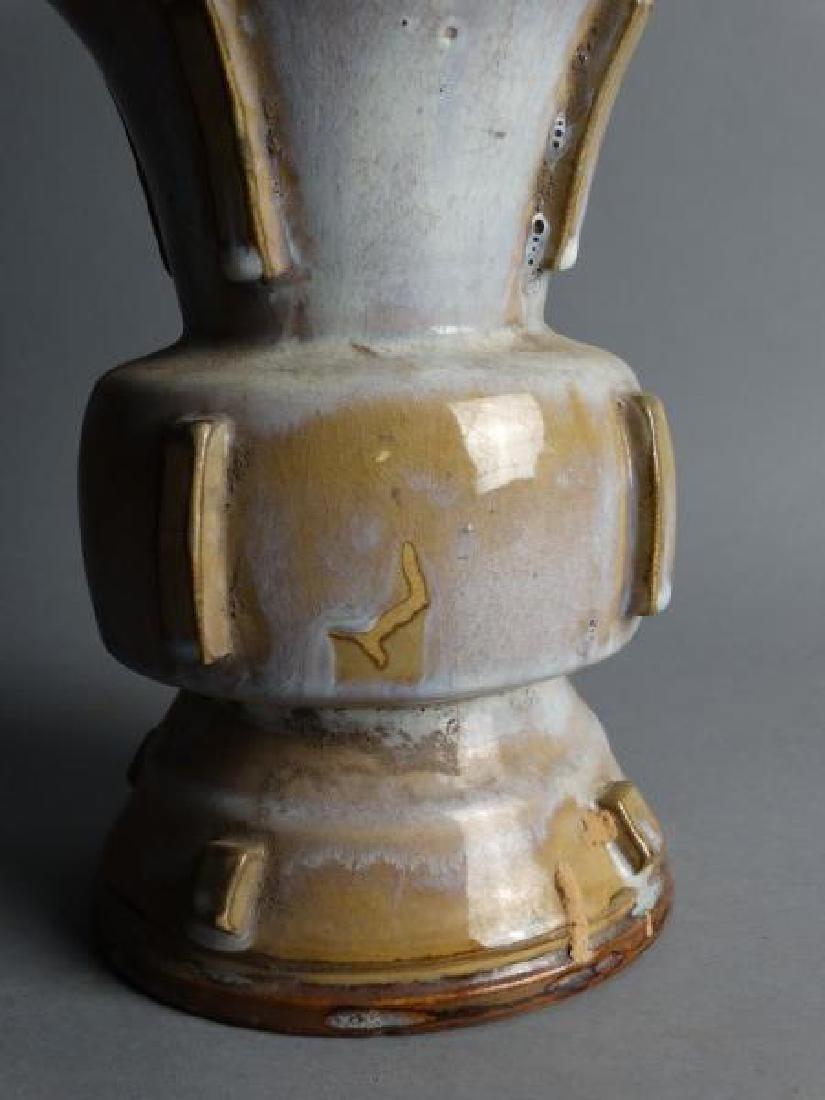 Glazed Porcelain Vessel - 3