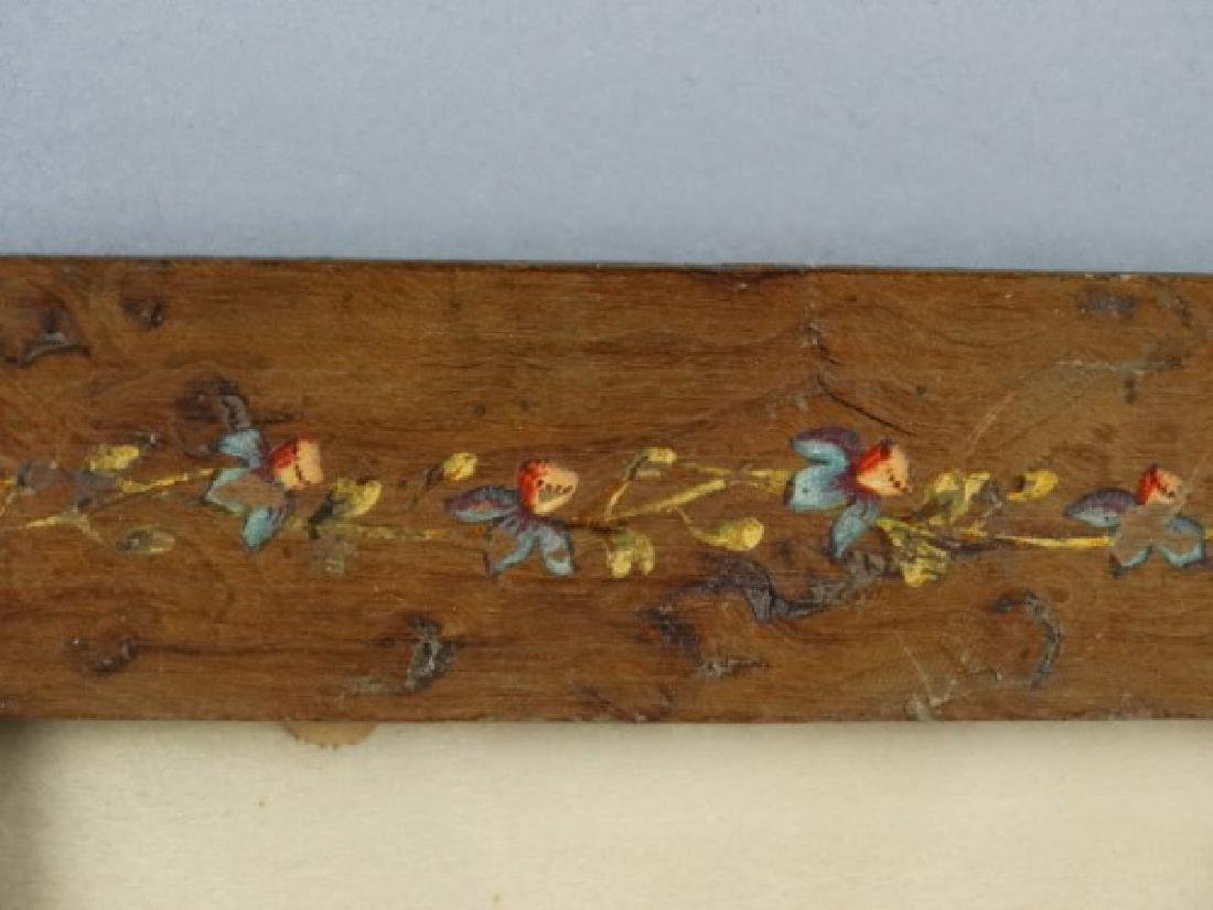 Antique Chinese Pith Painting - 4