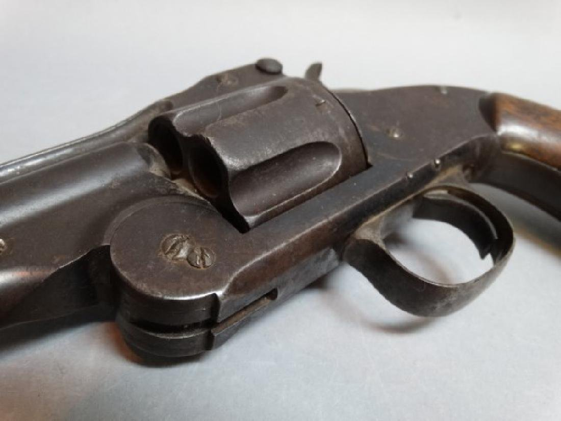 S&W Model 3 American 1st Model 44 Cal. c. 1870 - 5