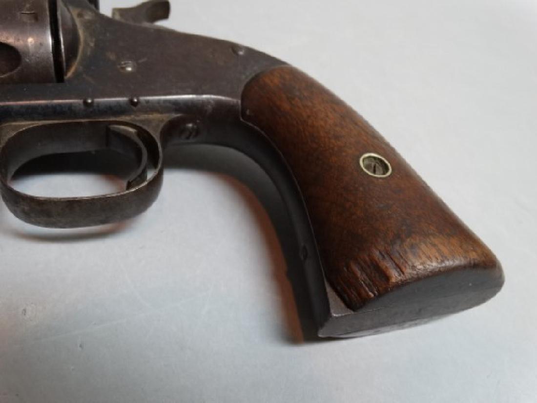 S&W Model 3 American 1st Model 44 Cal. c. 1870 - 6