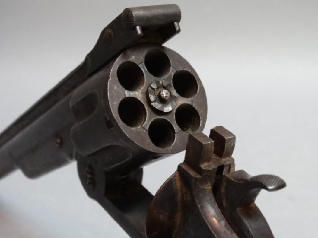 S&W Model 3 American 1st Model 44 Cal. c. 1870 - 8