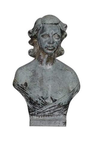 YANKO BRAYOVITCH - Bronze Sculptor - Woman