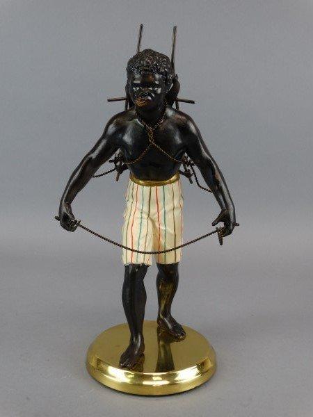 Vintage Blackamoor Sculpture
