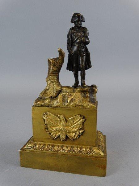 Early Bronze Napolean Sculpture