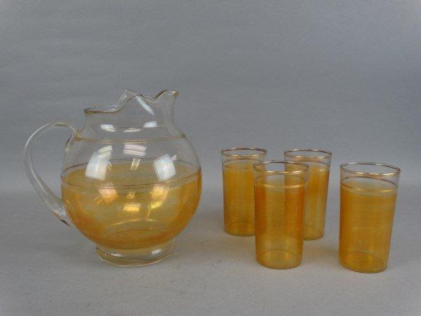 Vintage Juice Set