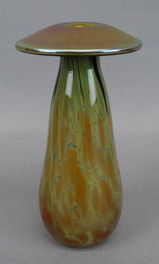Lotton Art Glass Vase