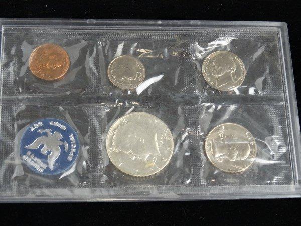 1965 U.S. Mint Proof Set