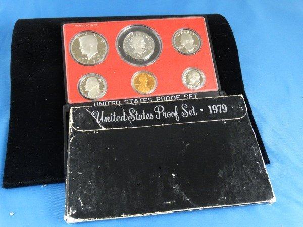 1979 U.S. Mint Proof Set