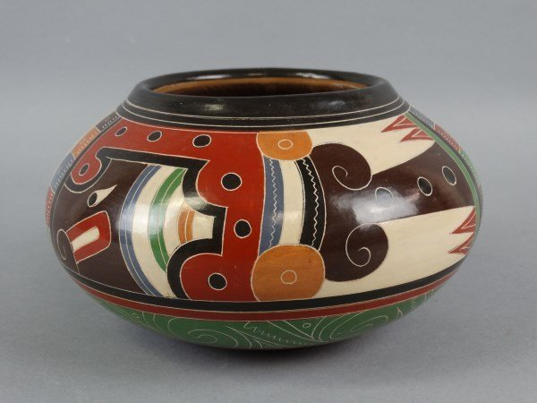Signed Nicaraguan Pottery