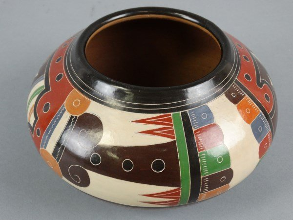 Signed Nicaraguan Pottery - 3