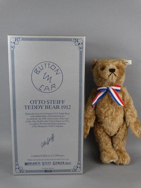 Steiff Otto Steiff Teddy Bear