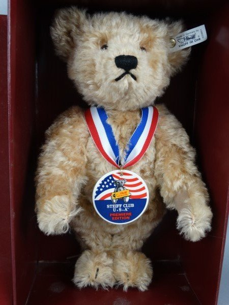 Steiff Club Premiere Edition Sam Teddybear 28 - 2