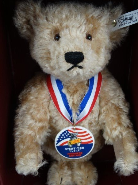 Steiff Club Premiere Edition Sam Teddybear 28 - 3