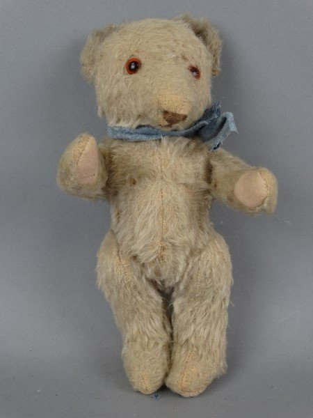 Steiff Bear Grey