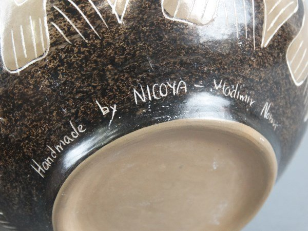 Handmade Mexican Pottery by NICOYA - 3