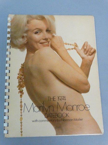 The 1974 Marilyn Monroe Datebook