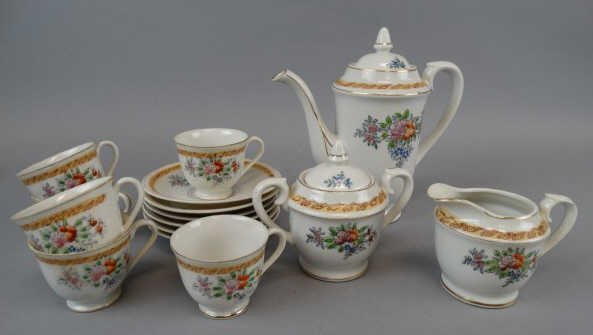 Occupied Japan Tea Set