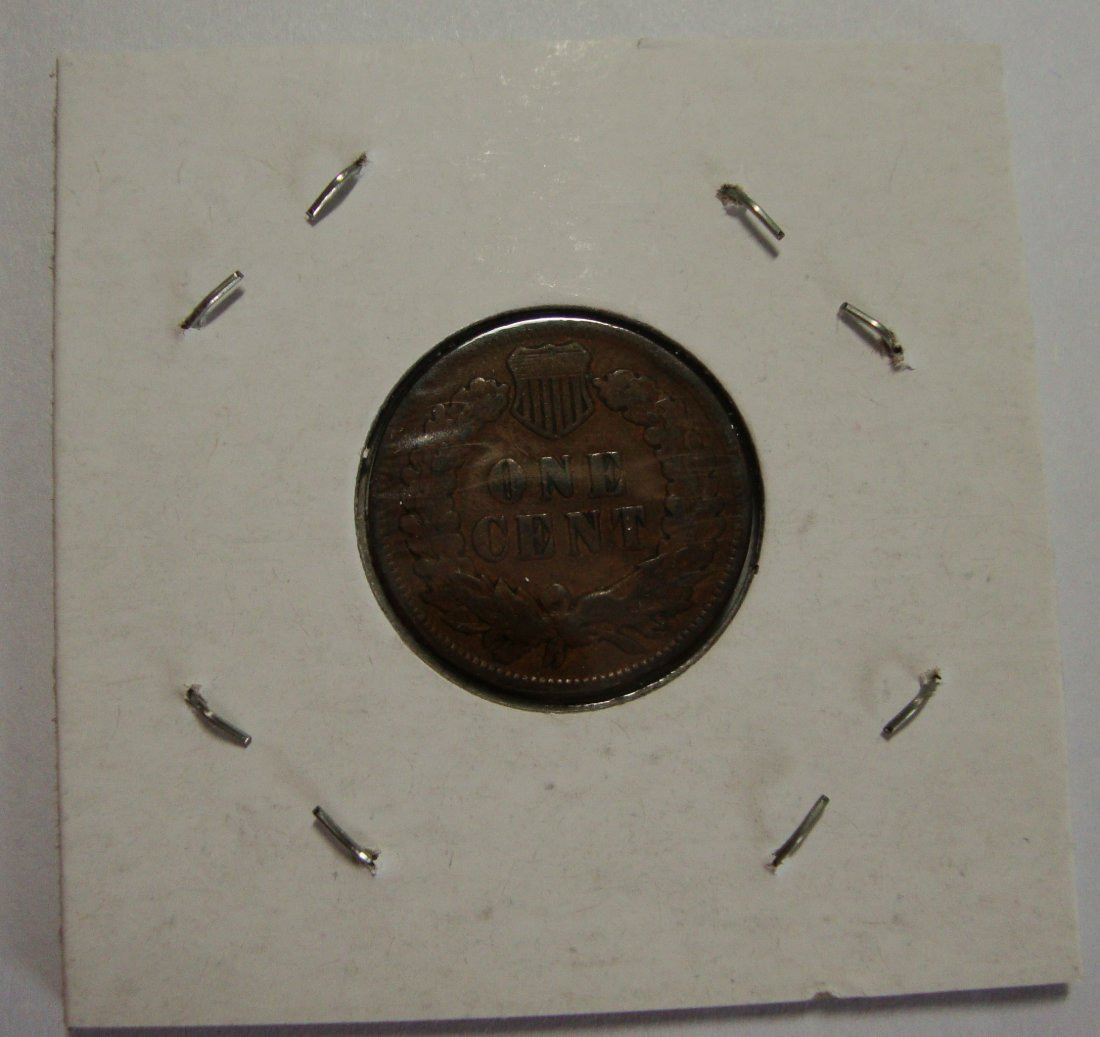1907 Indian Head Cent - 2