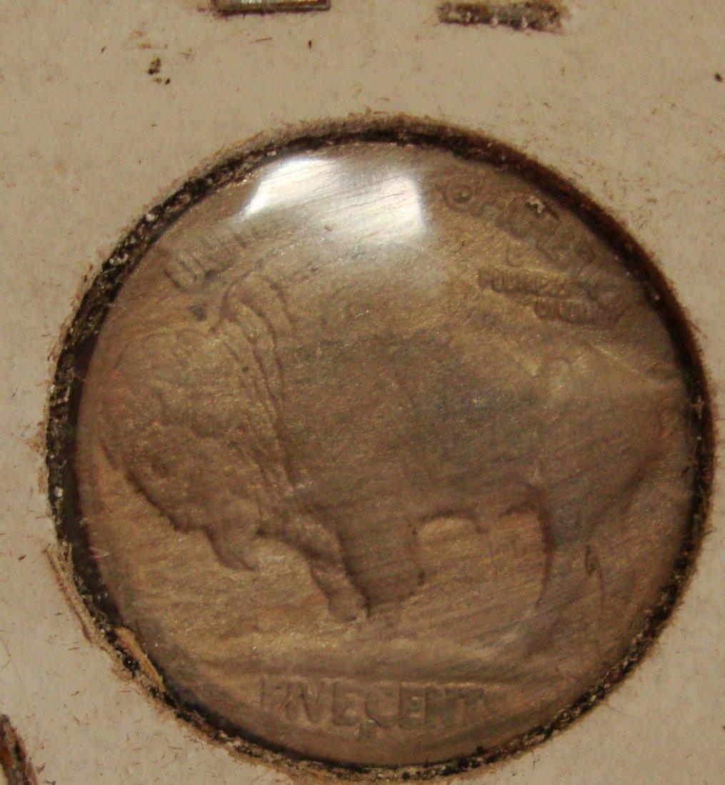 1914 S Buffalo Nickel AU Details - 2