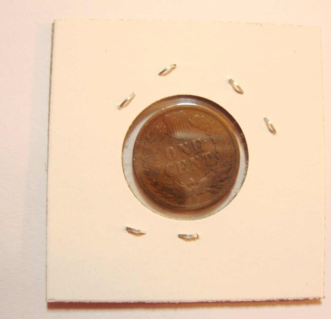 1899 Indian Head Cent - 2