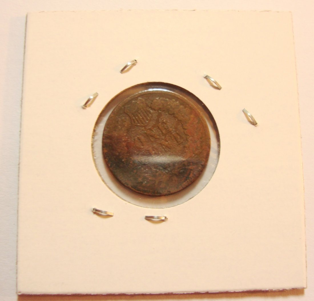 1894 Indian Head Cent - 2
