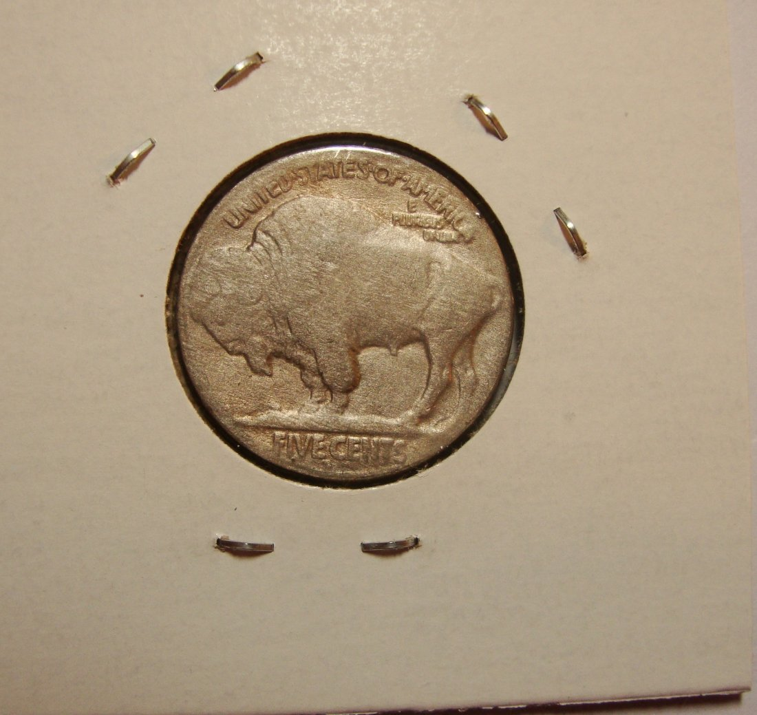 1927 D Buffalo Nickel XF - 2