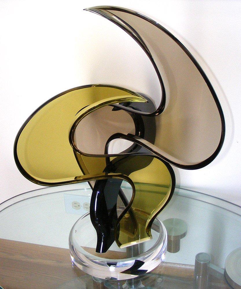 Shlomi Haziza IMAGE Acrylic Sculpture
