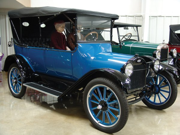 701: 1916 Chevy 490 Touring - NO RESERVE