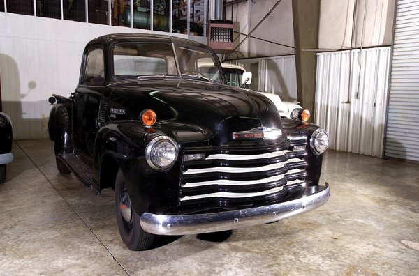 718: 1950 Chevy 1/2 Ton Commercial 3100 Pickup - NR