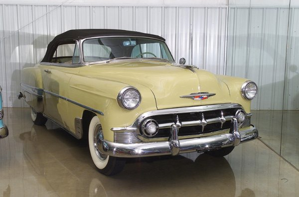 723: 1953 Chevy Bel Air Convertible - NO RESERVE