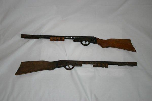 5: TWO CORK STOPPER GUNS