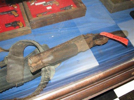2409 Sawed Off Shotgun With Holster Nov 26 2005 Kruse