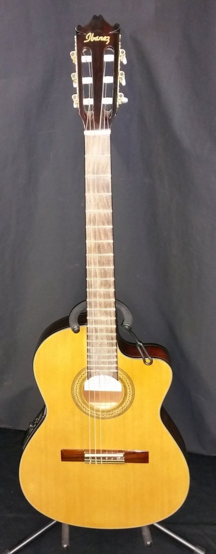 IBANEZ CLASSIC ACOUSTIC / ELECTRIC GUITAR