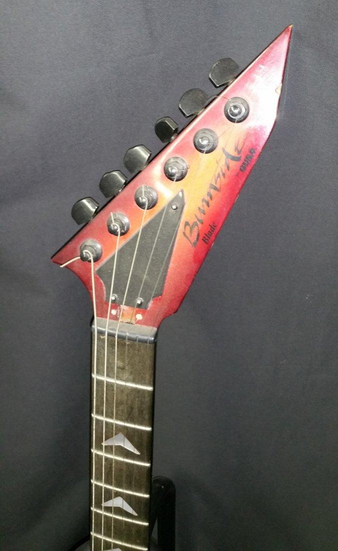 1980'S GUILD BURNSIDE BLADE ELECTRIC GUITAR - 3