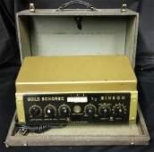 1960�S BINSON-GUILD-ECHOREC-MODEL-T6F-A