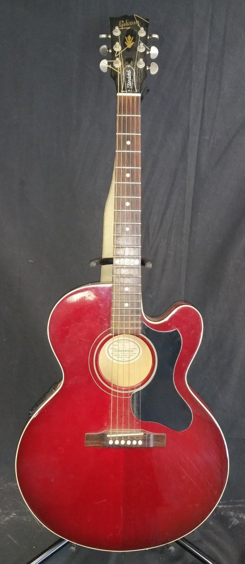 1993 GIBSON EAS ACOUSTIC ELECTRIC CUTAWAY