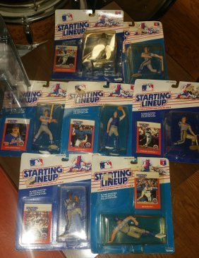 Starting Lineup Figure Lot