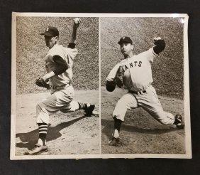 A P Photo with News Blurb : NY Giants Johnny Antonelli