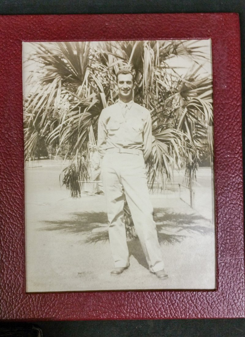 WWII Bronze Star and Citation Letter with Soldier Photo - 3