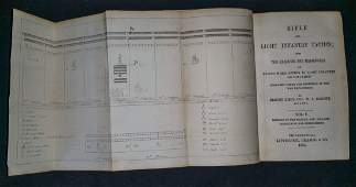 Hardee's Rifle and Light Infantry Tactics Vol. 1 , 1855