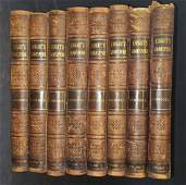 Knight's Shakespeare, 8 Volume Set (C. 1880) Pictorial