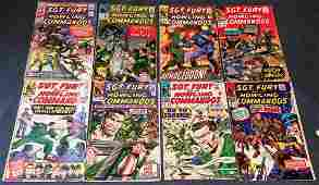 Marvel SGT FURY 12 cent and 25 cent SGT FURY KingSize