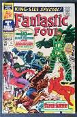 Fantastic Four No5 NOV 1967 Rated 80 VF