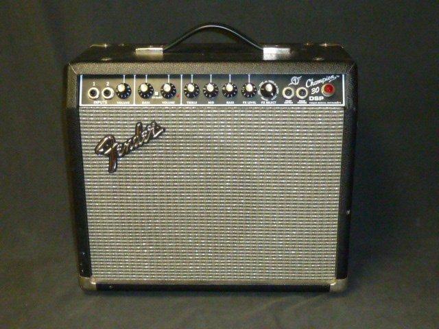 Fender Amp Champion 30DSP
