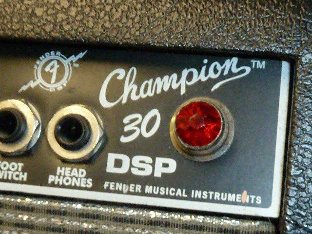 Fender Amp Champion 30DSP - 2