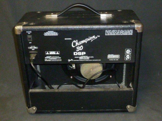 Fender Amp Champion 30DSP - 3