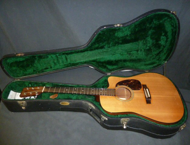 Martin Guitar Style DC 16 GTE Acoustic Electric - 2