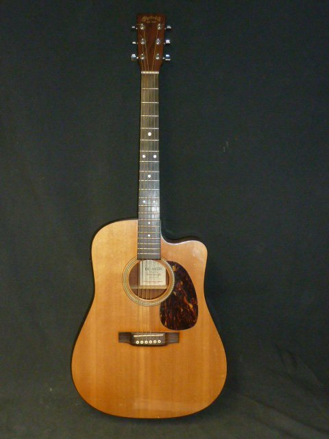 Martin Guitar Style DC 16 GTE Acoustic Electric - 5